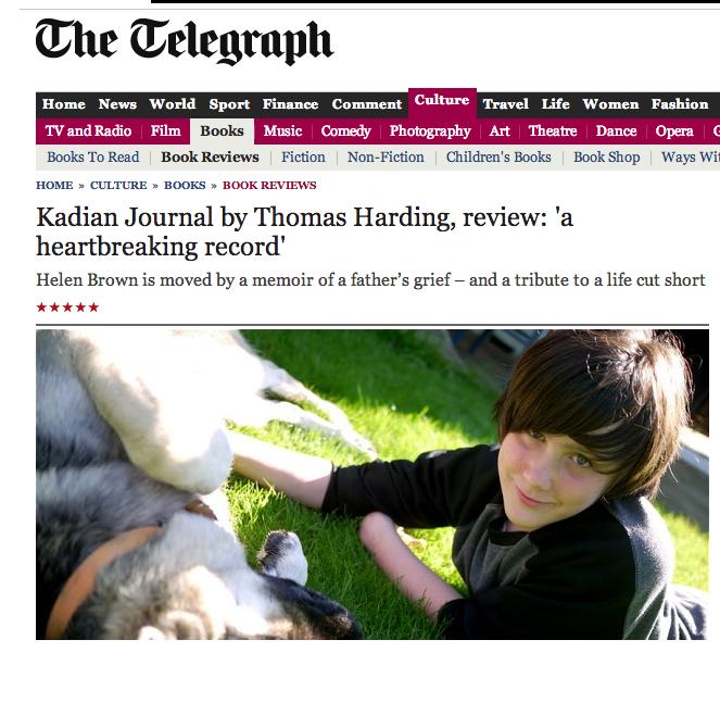 Telegraph 20 July 2014
