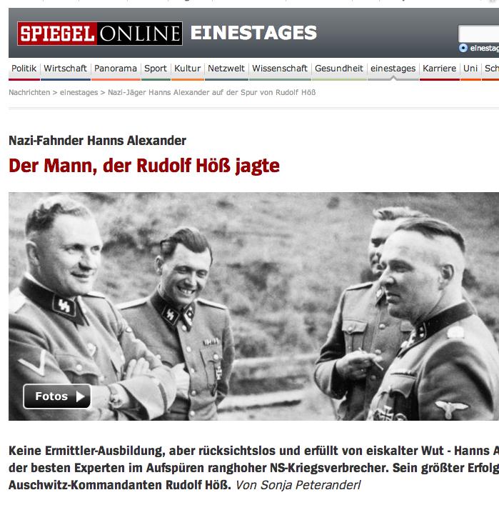 Spiegel Online 27 Aug 2014