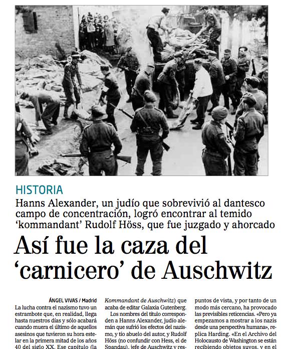 El Mundo 20 Oct 2014