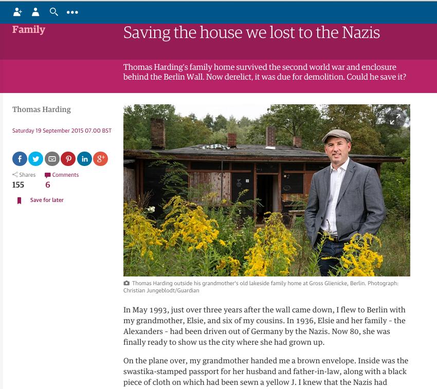 The Guardian 19 September 2015