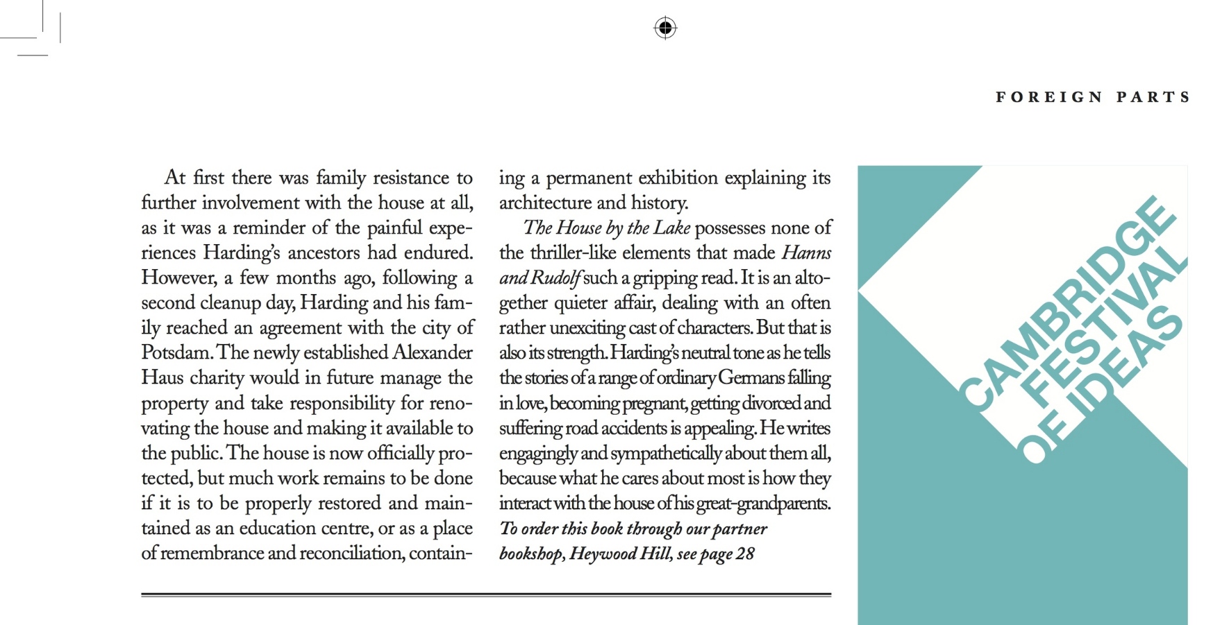 Literary Review 23 October 2015 p2