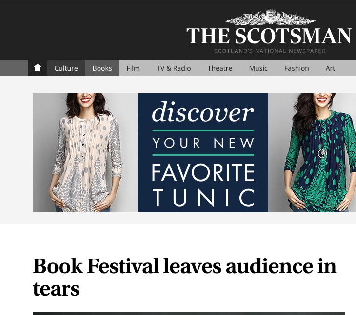 Scotsman 22 July 2016