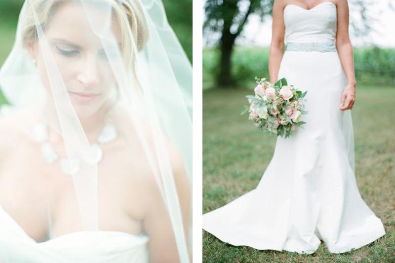 Bridal Portrait by Eric Yerke