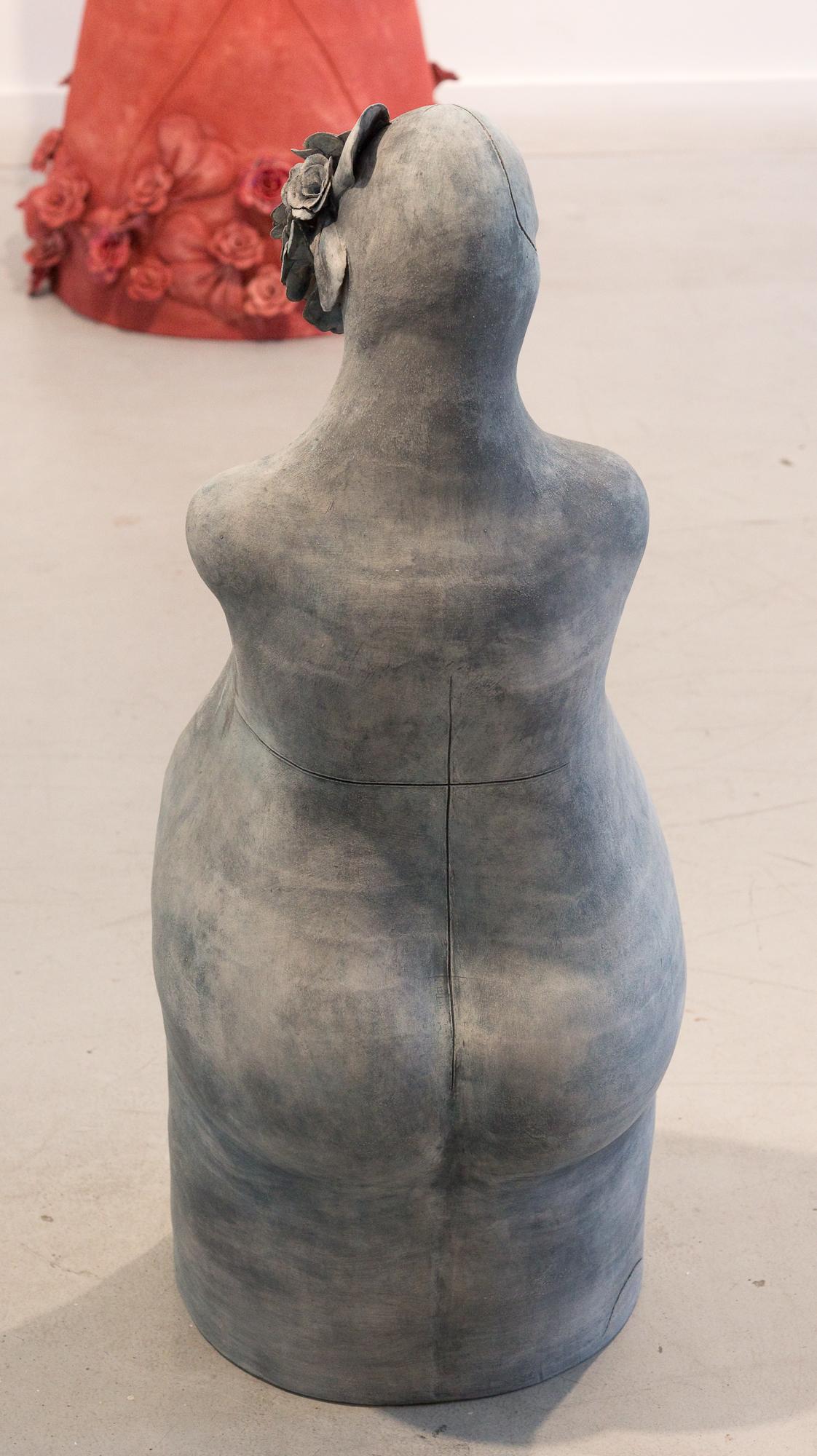 Vestal Virgin #1 (back)
