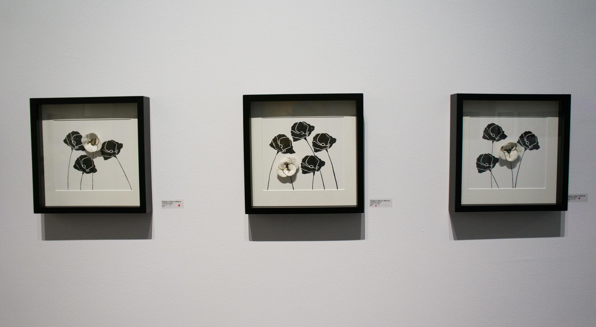 Flowers & Flight (installation)