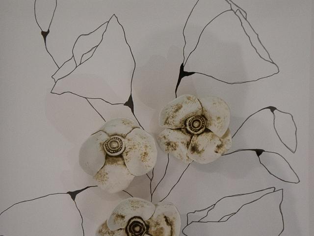 Poppies #1, detail
