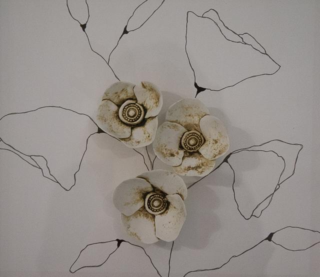 Poppies #3, detail