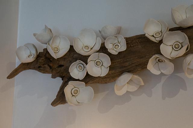 Poppy Branch, detail