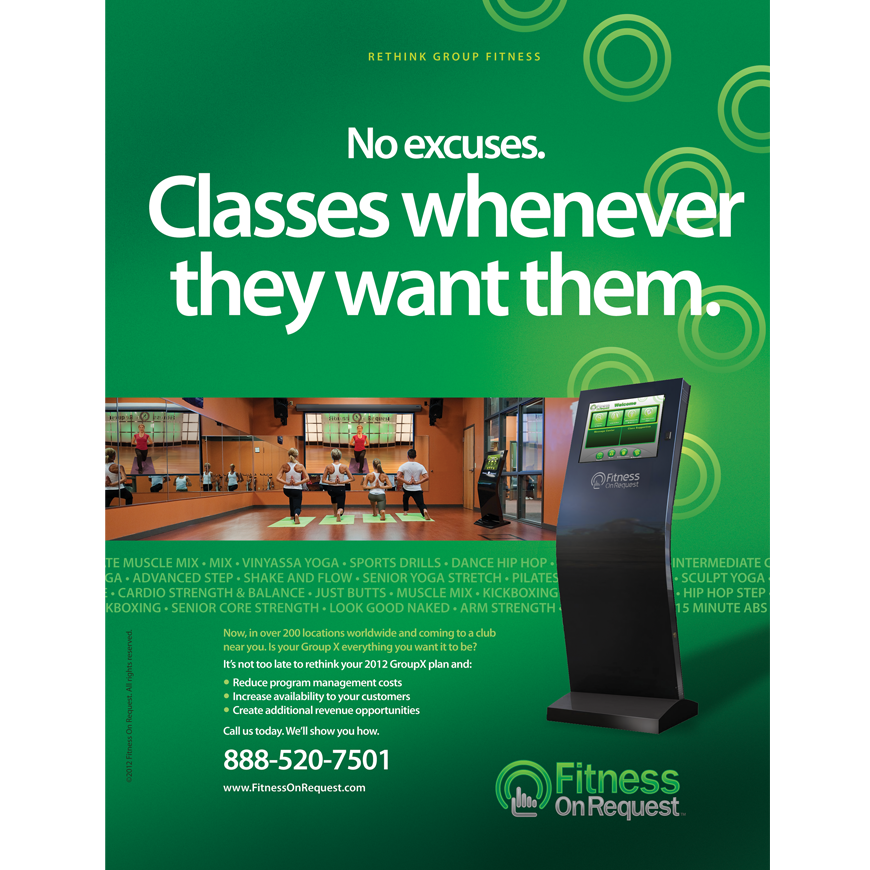 B2B Print Ad