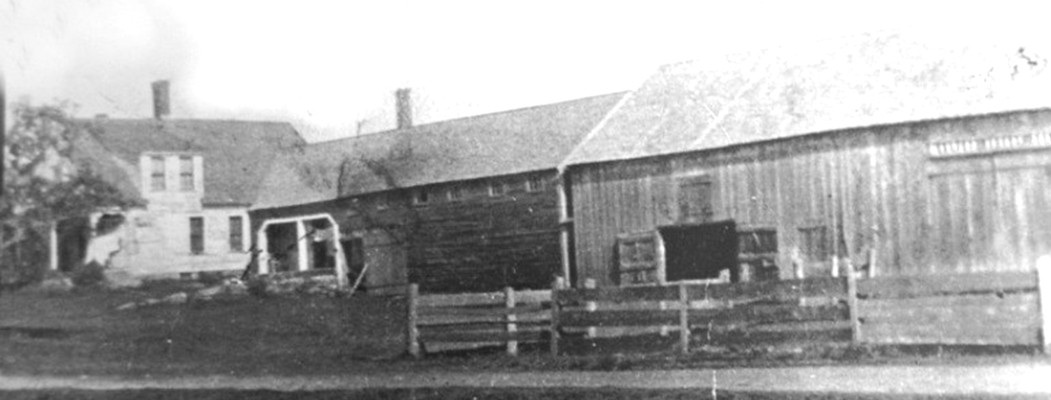 THE BRONSON HOMESTEAD in Landaff, pictured c. 1930, which includes the c. 1800 original structure, will be one of the farms discussed during the upcoming Lisbon Area Historical Society's Annual Meeting and Program on January 19, 2019