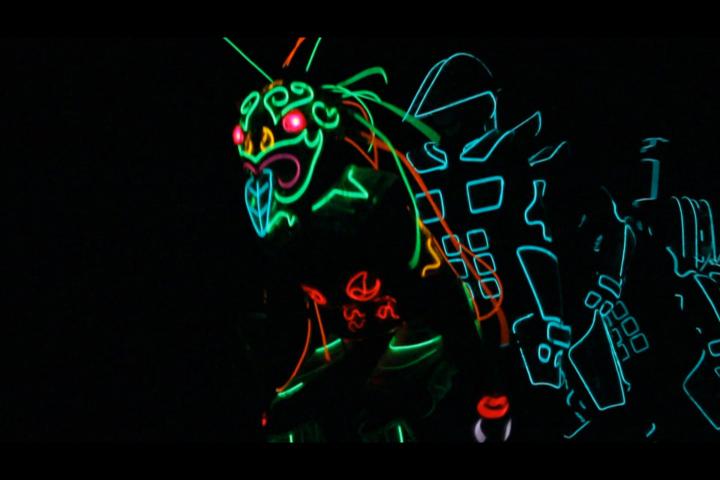 Vospertron HK Dance only