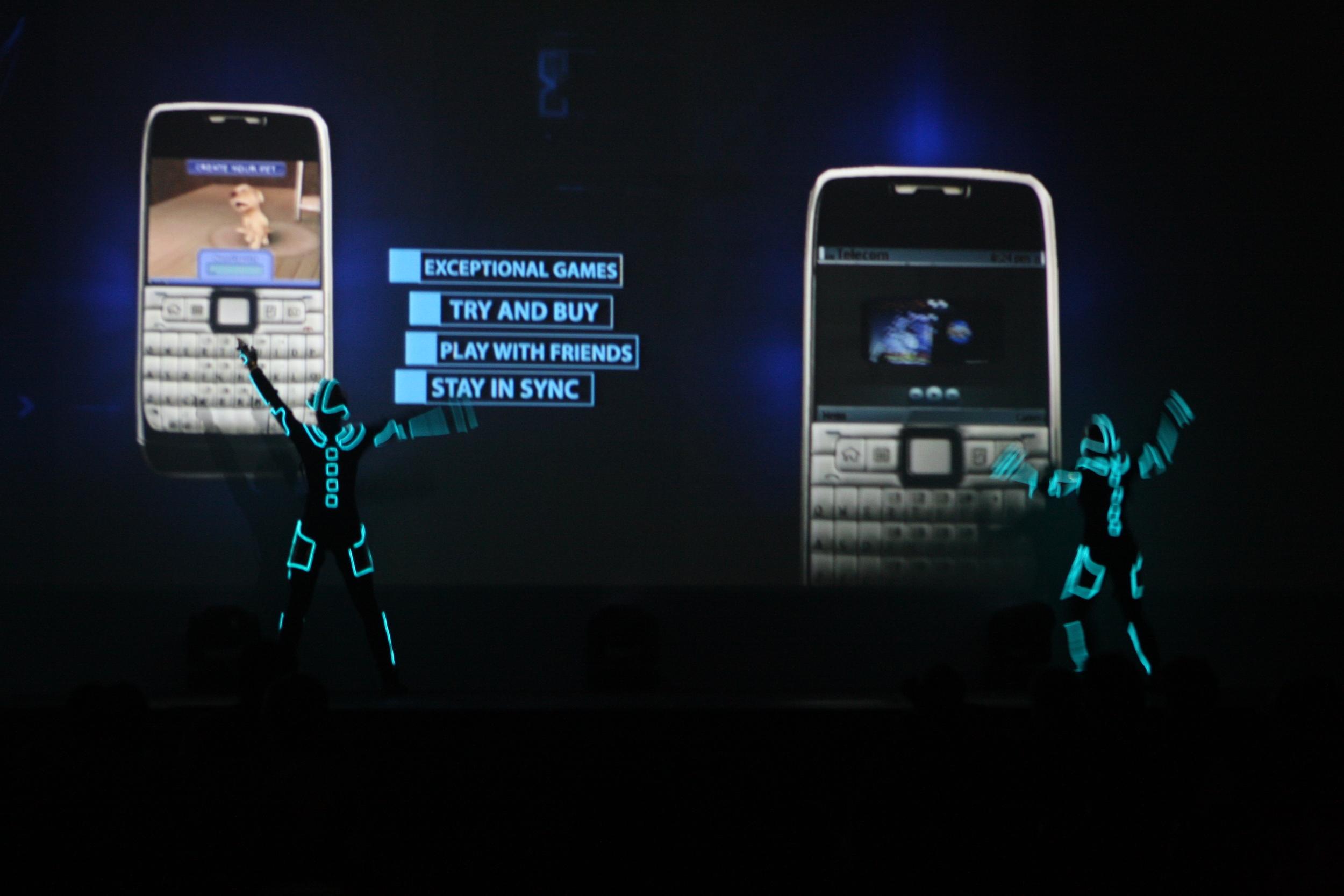blackberry features