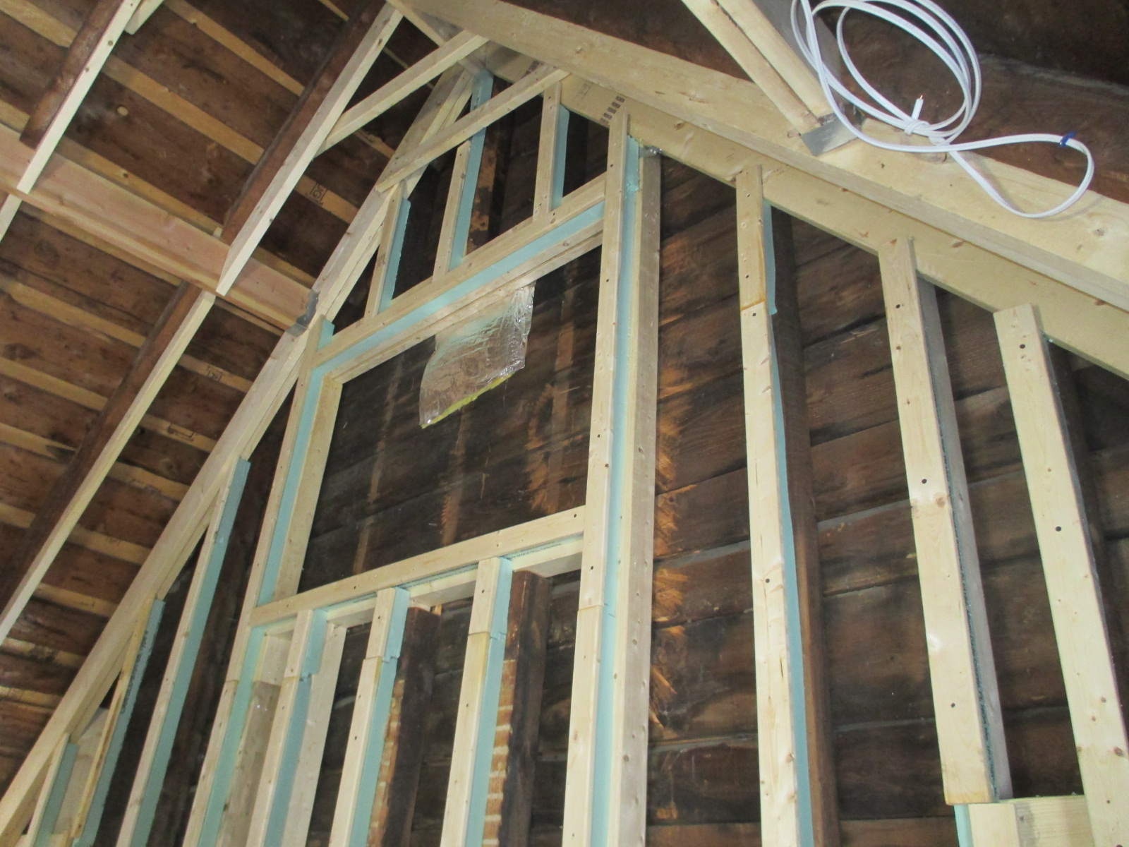 Additions include finishing previously unfinished parts of your home. How big is your attic?
