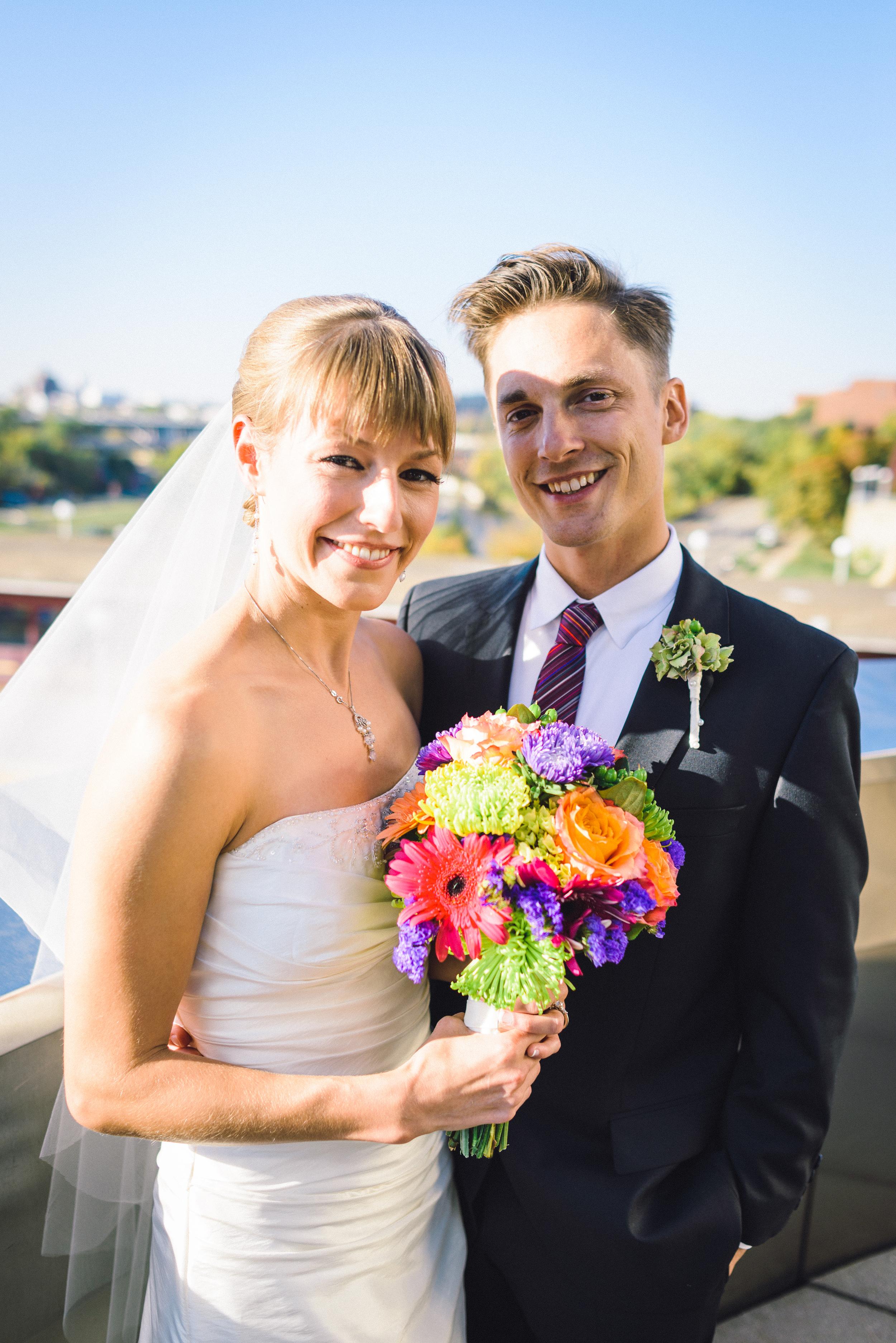 Kristi & Eric