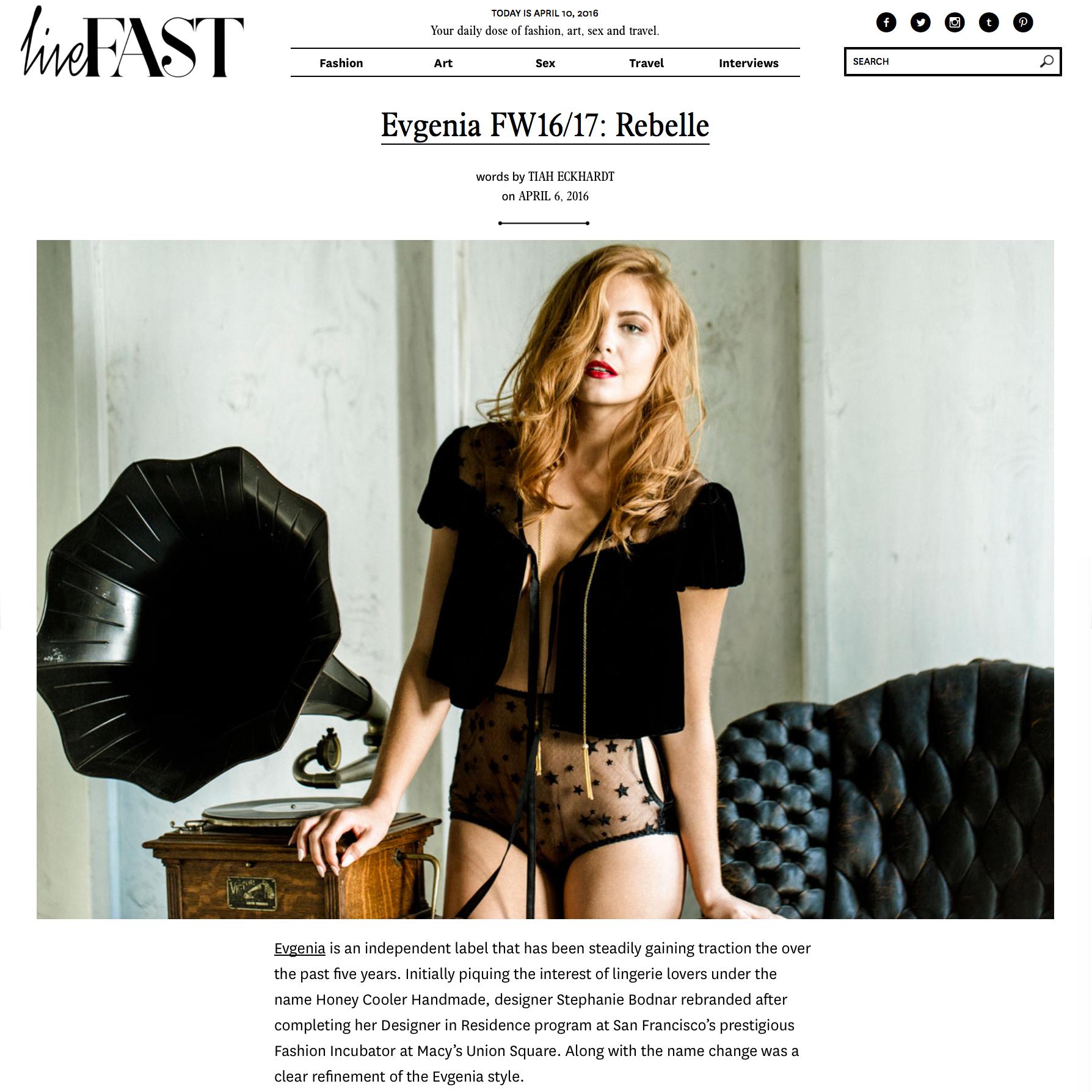 LiveFast Magazine