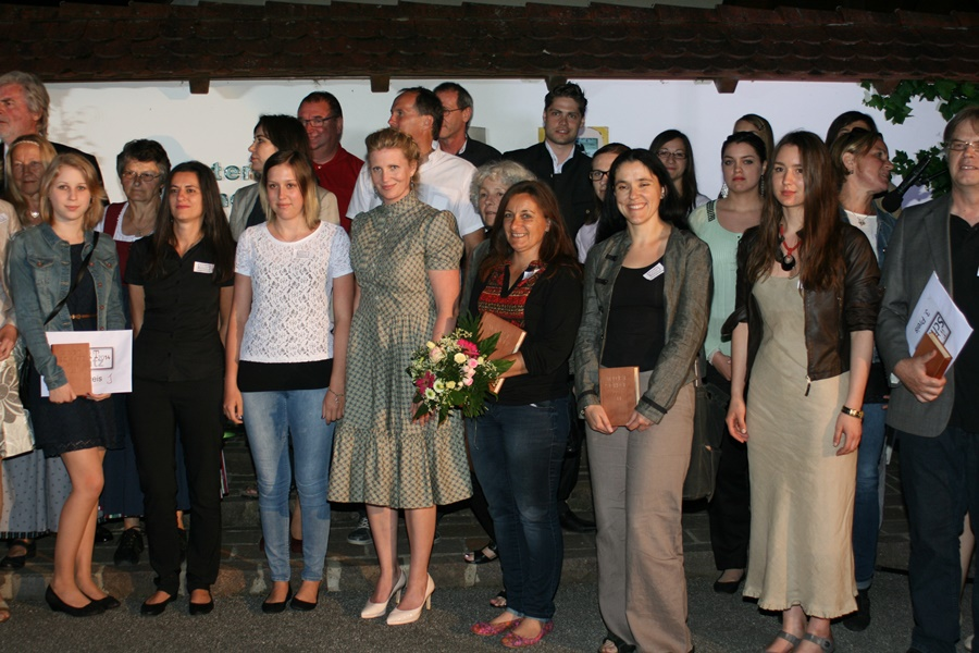 Sieger Wortschatz 2014 Literaturwettbewerb
