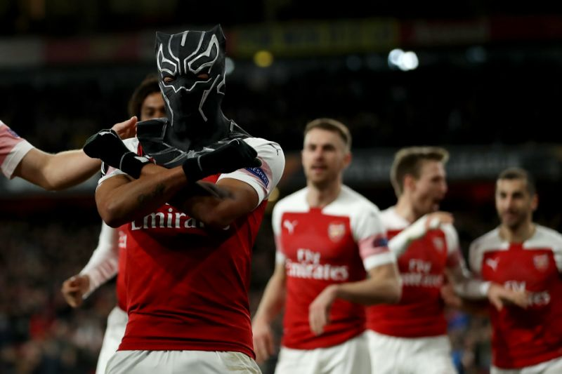 Wakanda - and Gunners - Forever.