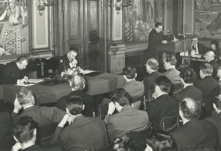 Govor u Institutu za radnički pokret