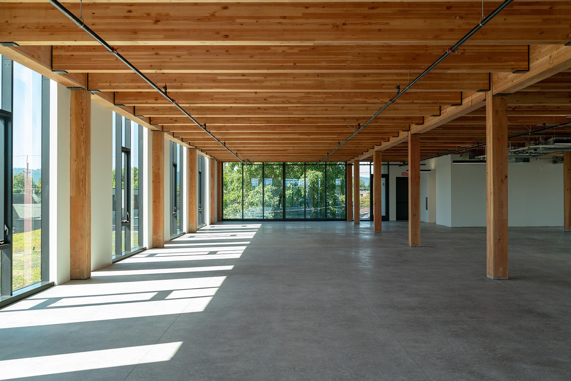 Silica Office Floor