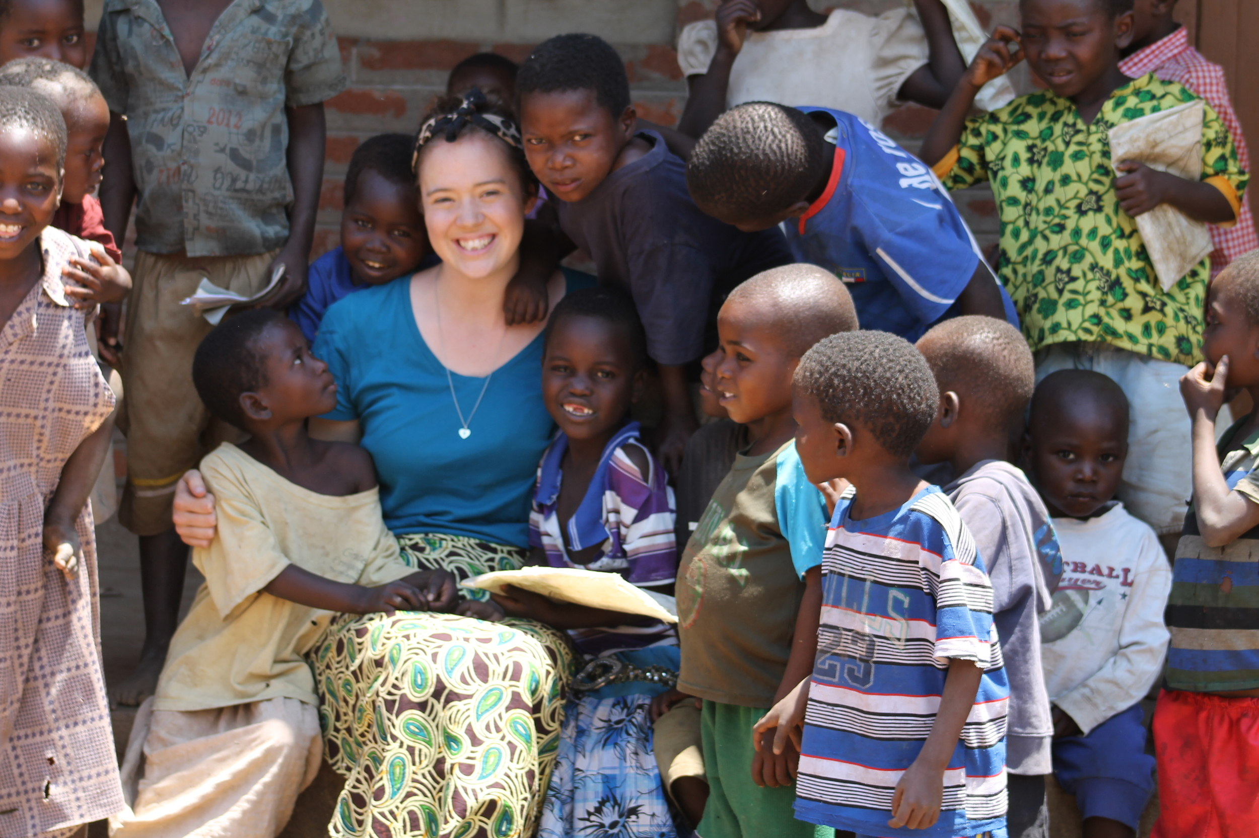 Goodbyes are hard. I left a portion of my heart in Malawi but God has shown me how to take action and be whole even while I am across the world.