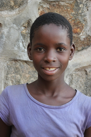 Gloria was caught in the floodwaters and almost swept away; but Praise Jesus she is alright!