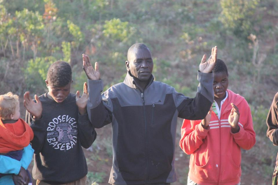 Malawians pray with passion and conviction; find your connection and pray for them.