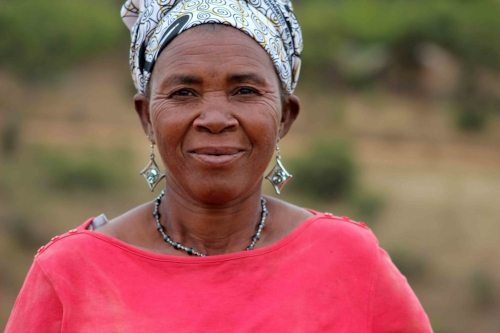 This beautiful woman invited our Evangelism team to her village to preach the Gospel, many people gave their lives to Jesus. The Grace Alliance Church has planted a new church in her community.