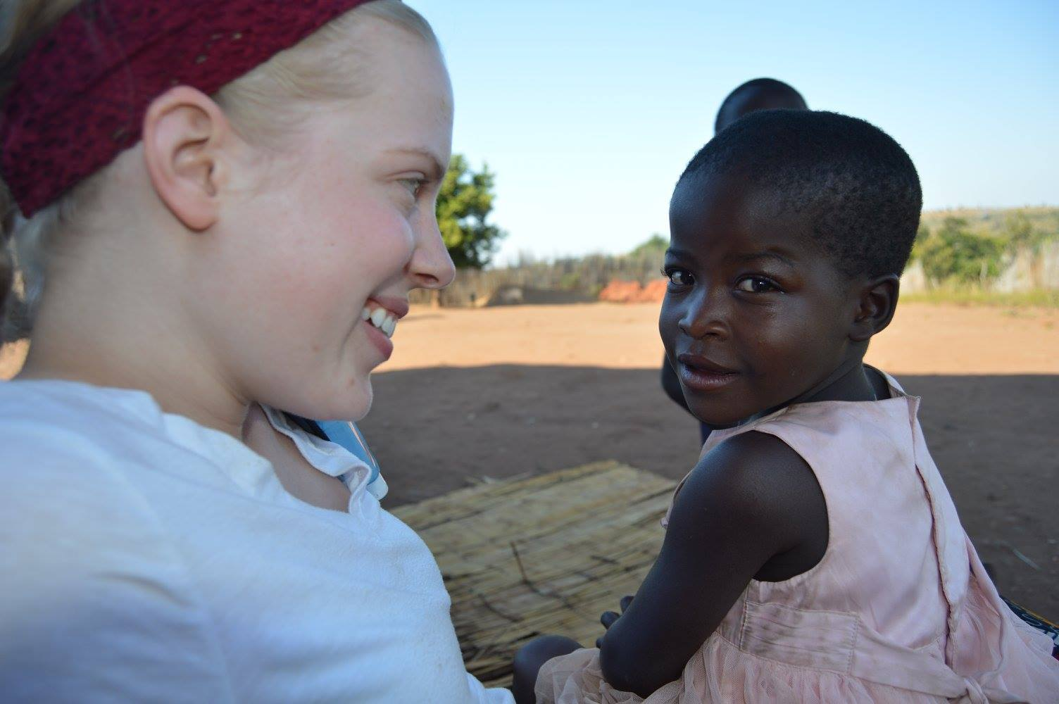 Anna and Janet, seeing HIV/AIDS with new eyes and understanding.