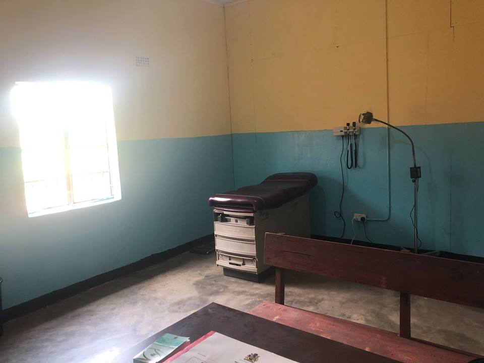 Doctor's Office and Exam Room