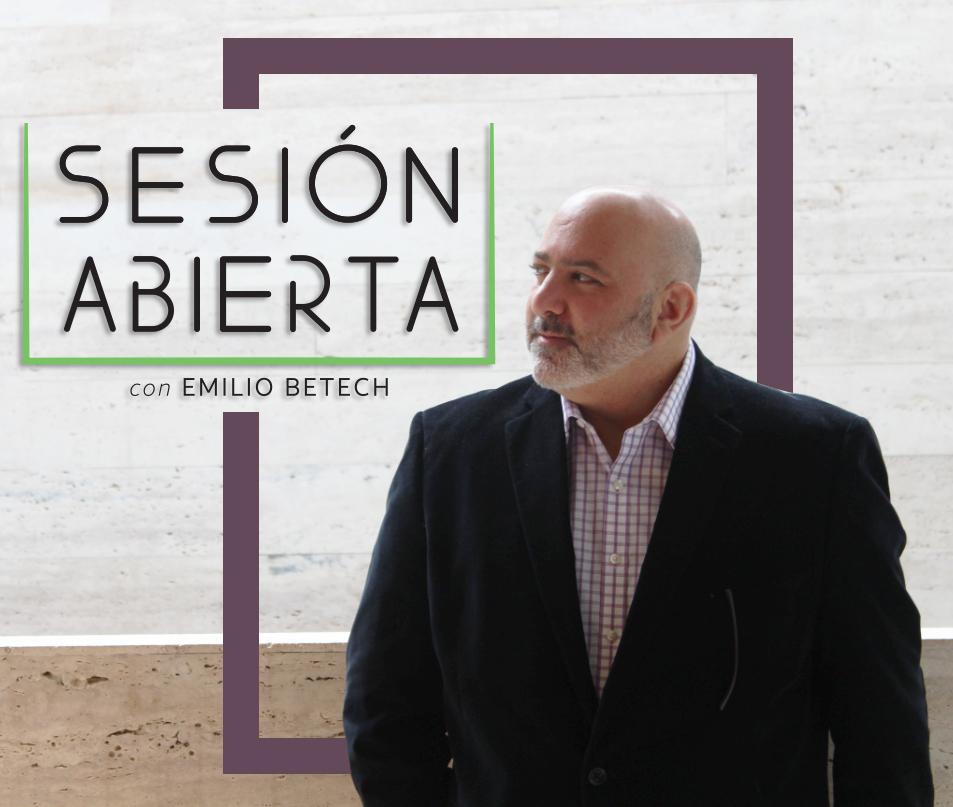 - Un nuevo programa en el que Emilio Betech presenta conversaciones interesantes con personalidades que tengan algo sustancioso y apasionante que decir sobre los temas del momento.
