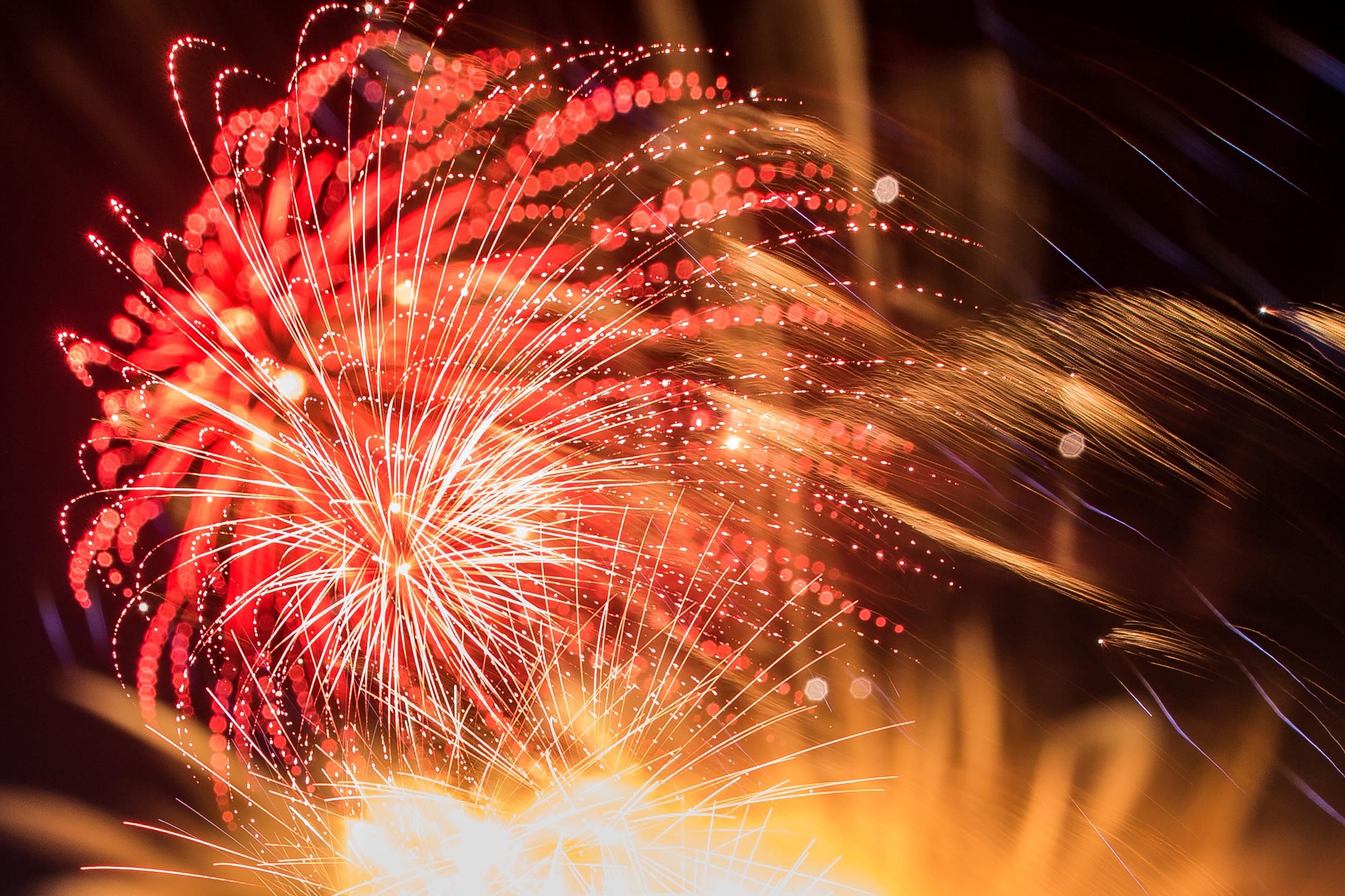 Cool Fireworks