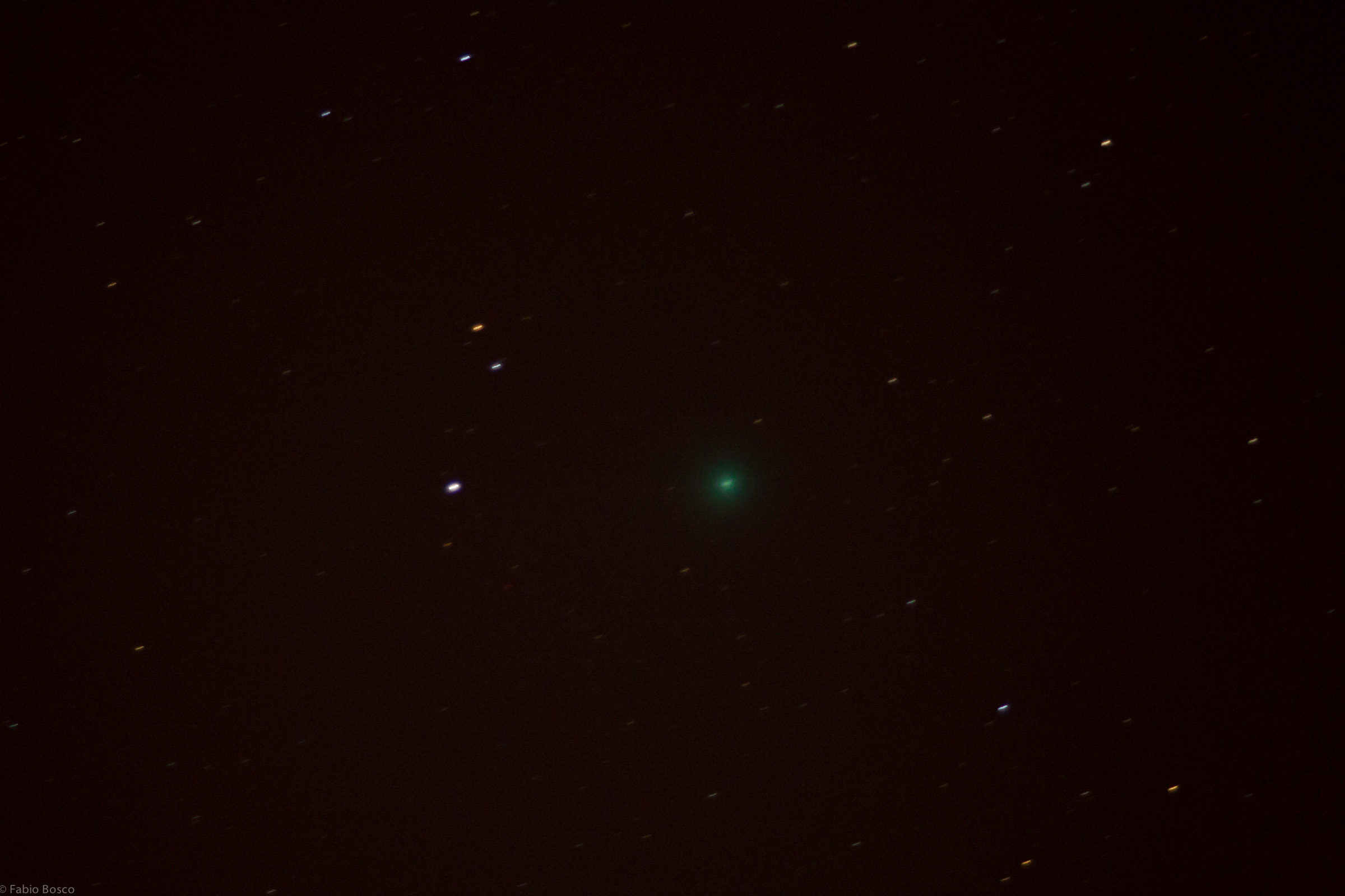 Comet Lovejoy (C/2014 Q2)