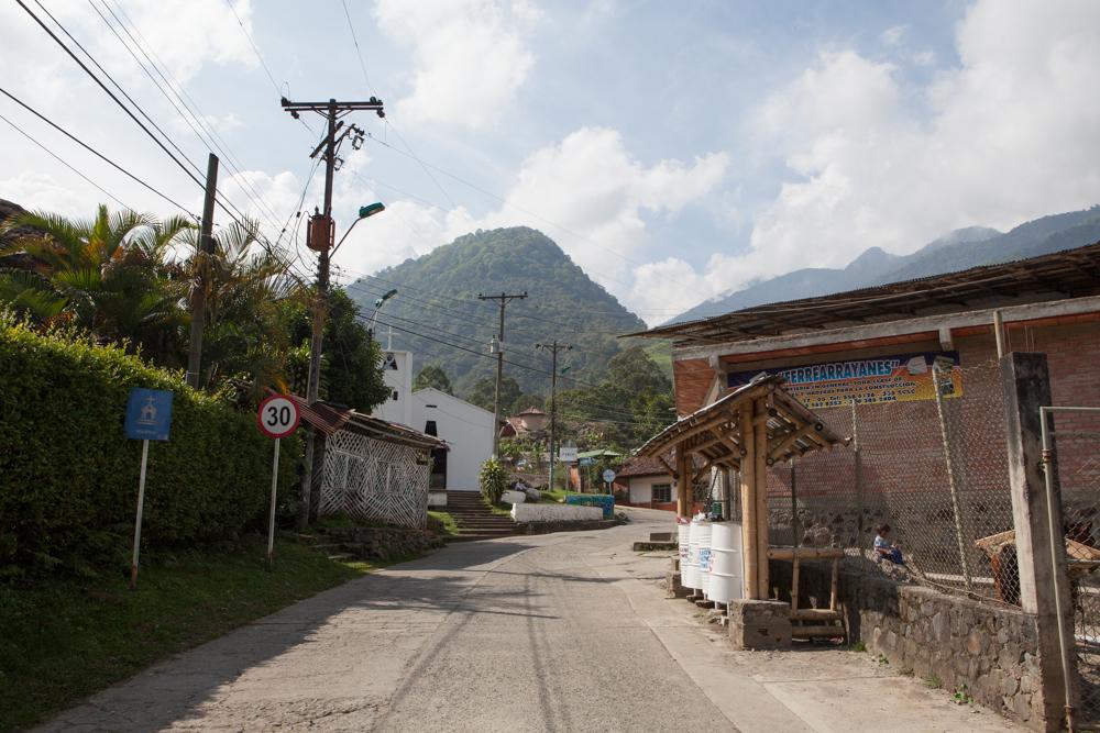 Pueblo Pance, Colombia