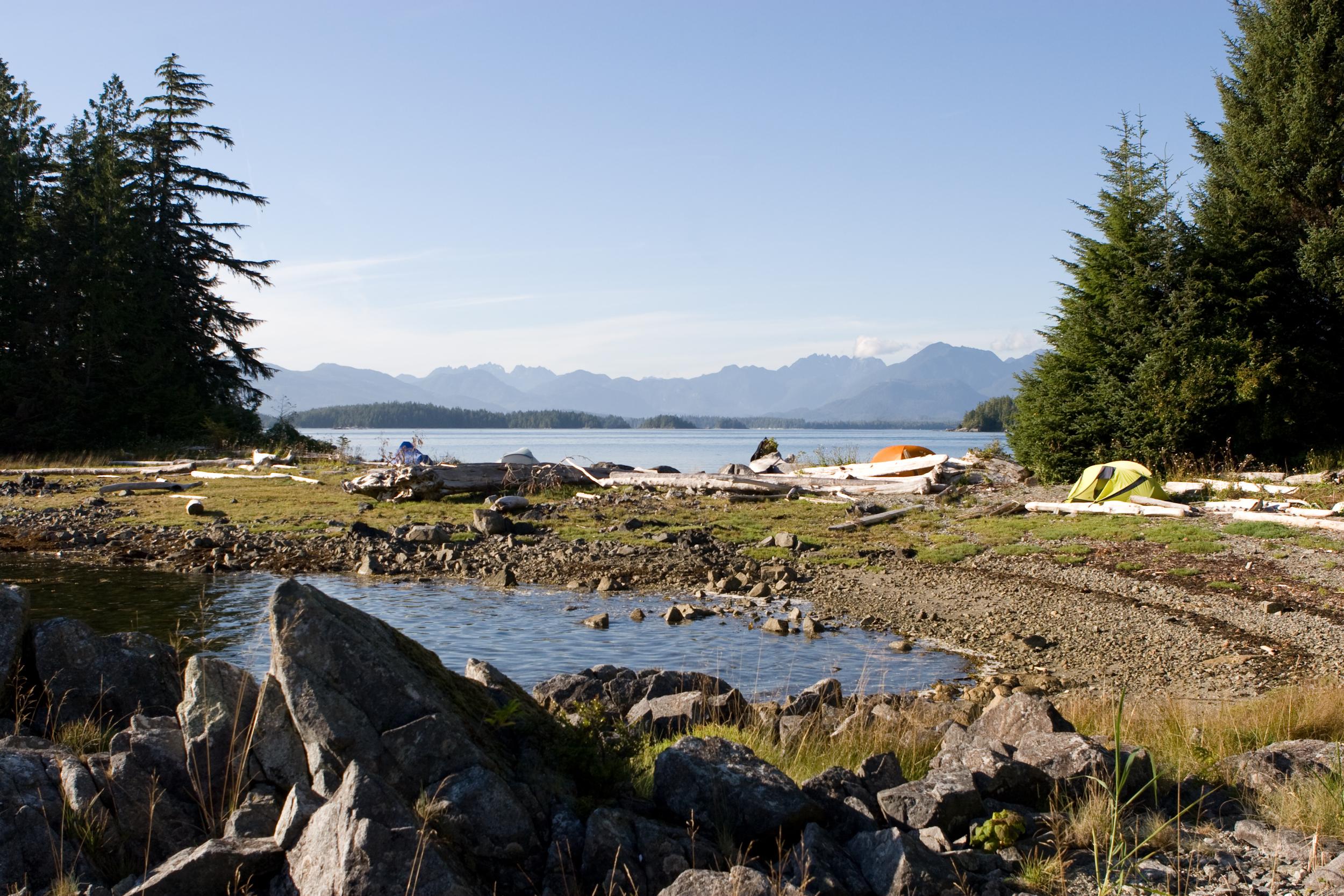 Broken Group Islands. British Columbia, Canada.