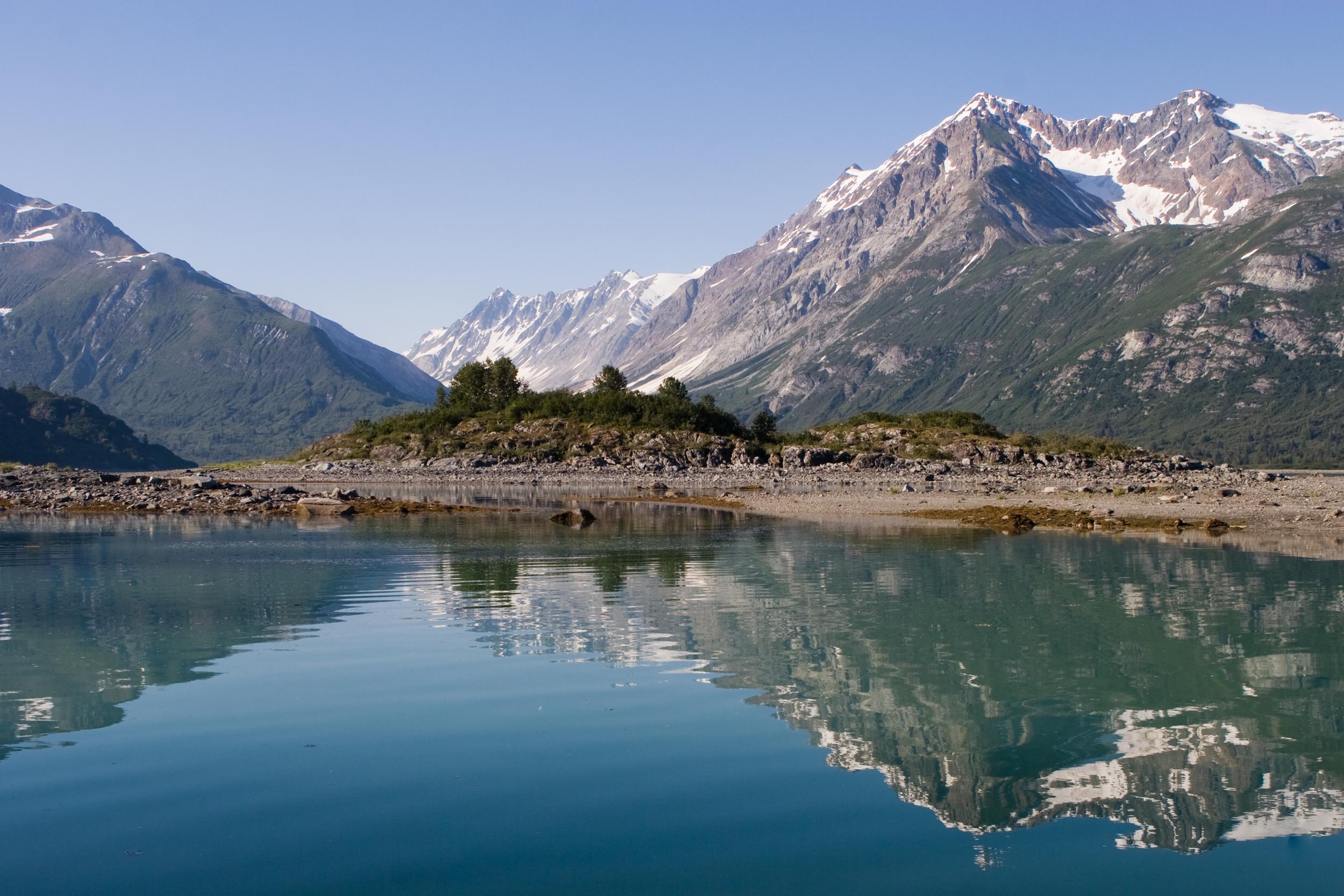 Glacier Bay National Park, Alaska.