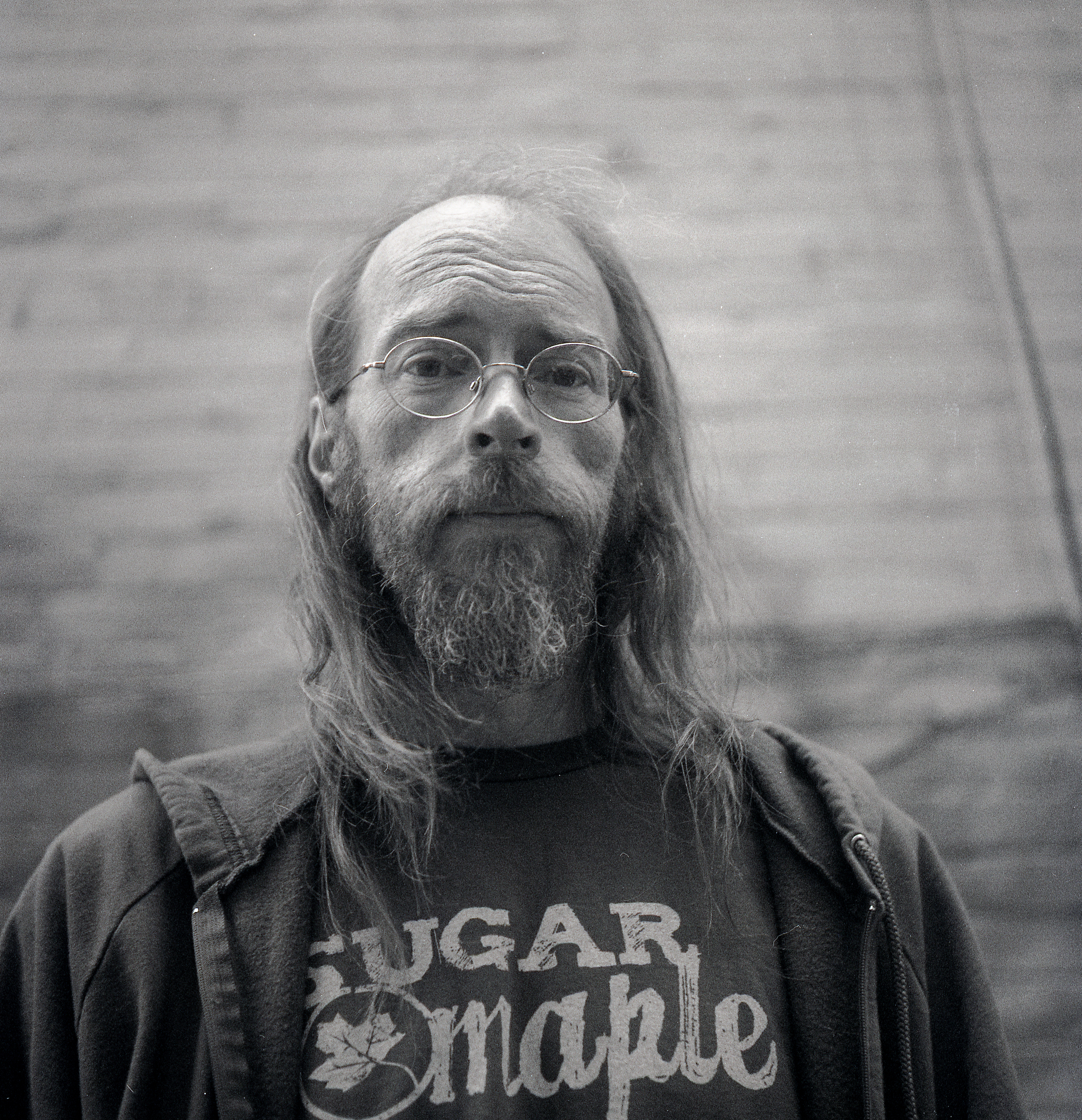 Charlie Parr is an a Minnesota musician who plays a mix of blues and American folk music.