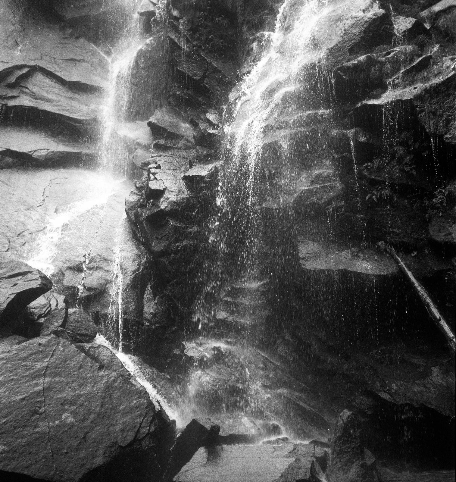 Waterfall. ~2012.