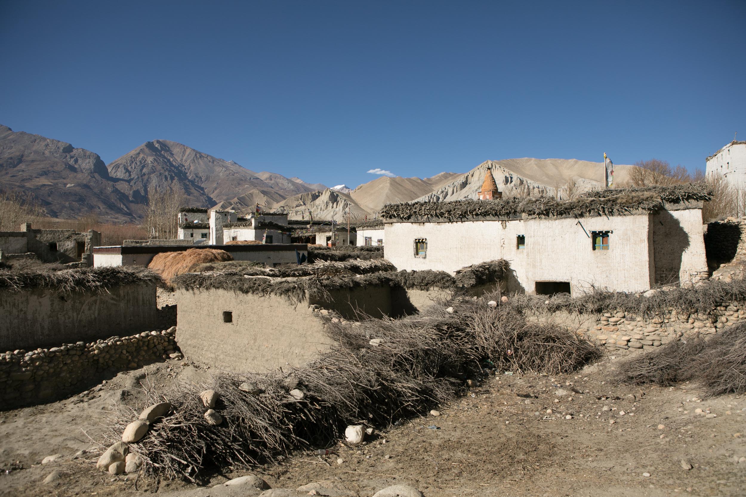 Charang Village.