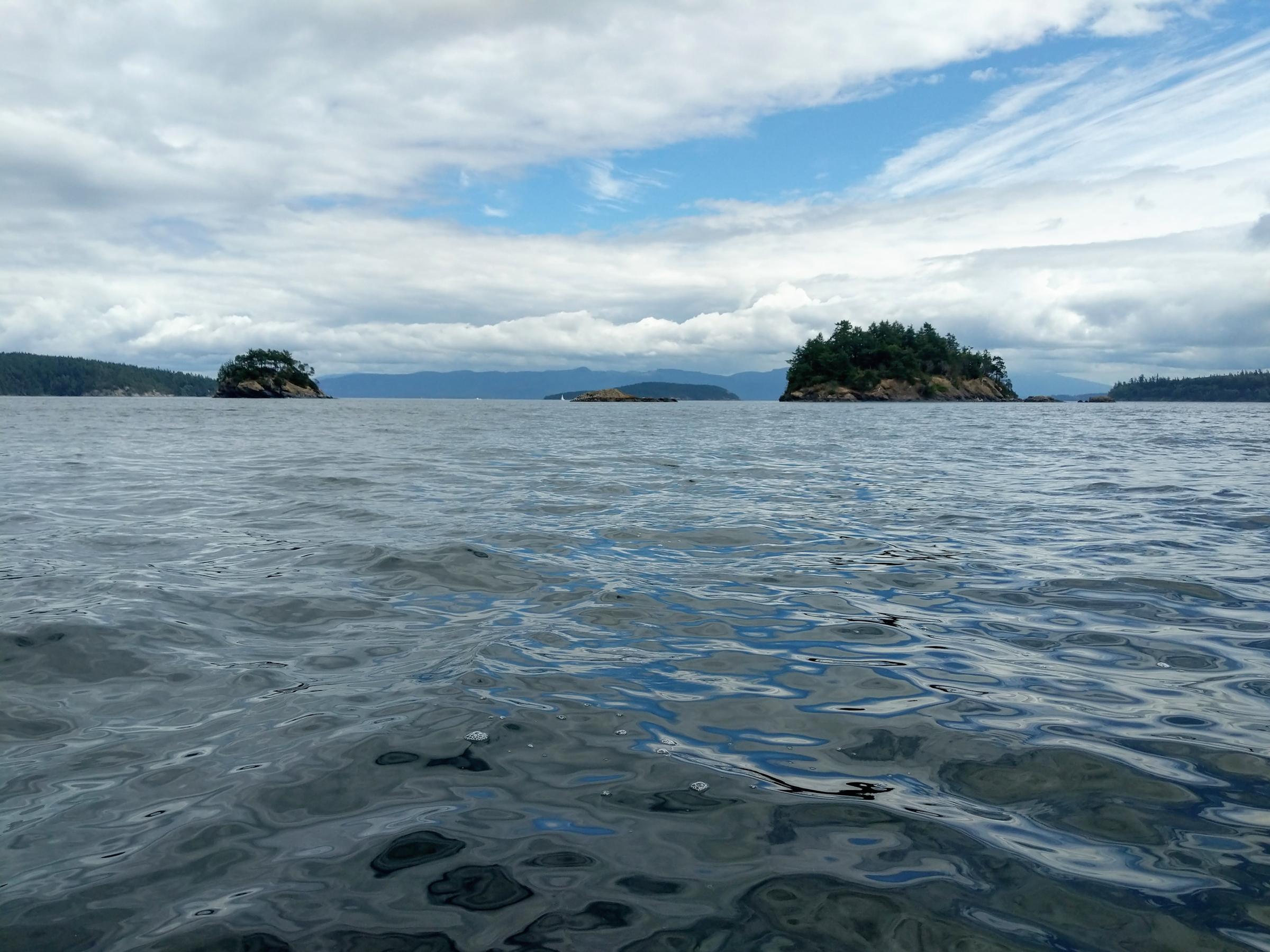 Cone Islands