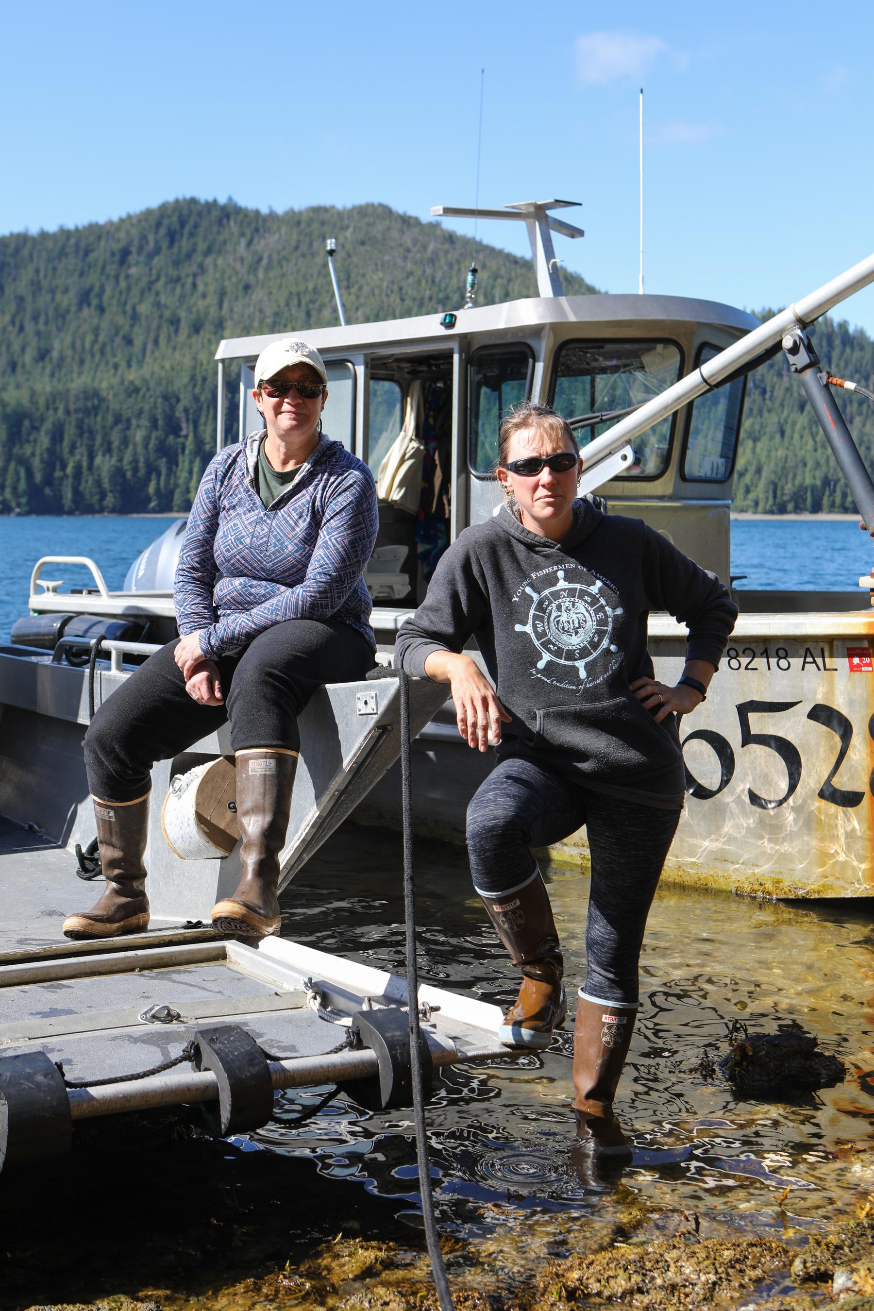 Katie Rooks & Stephanie Jurries