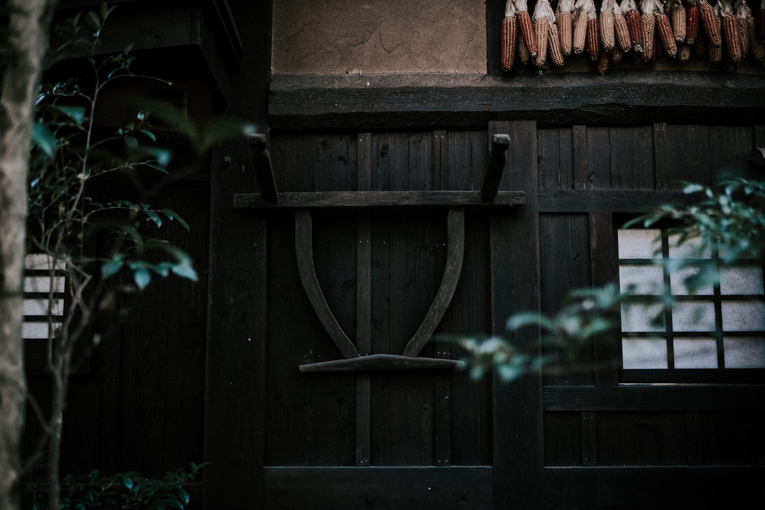 Onsen detailing at Ryokan Sanga.