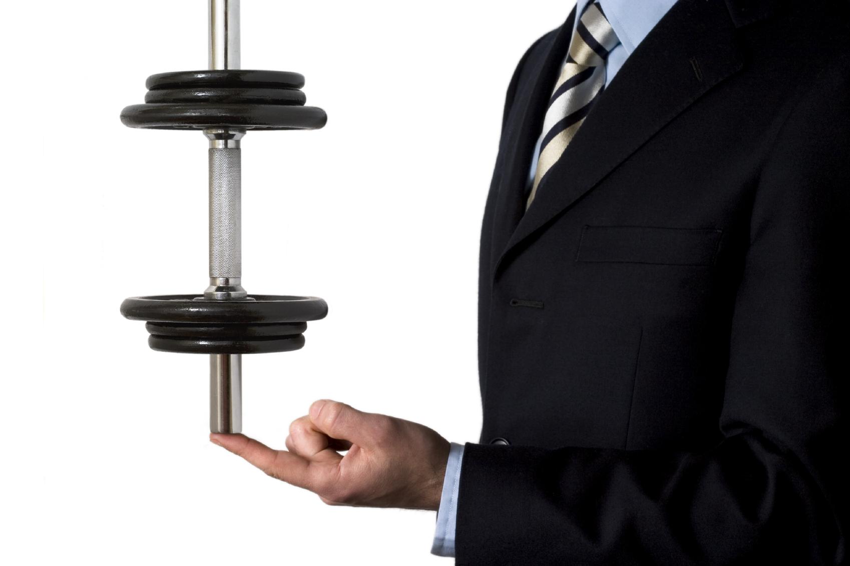 Company Executive Fitness