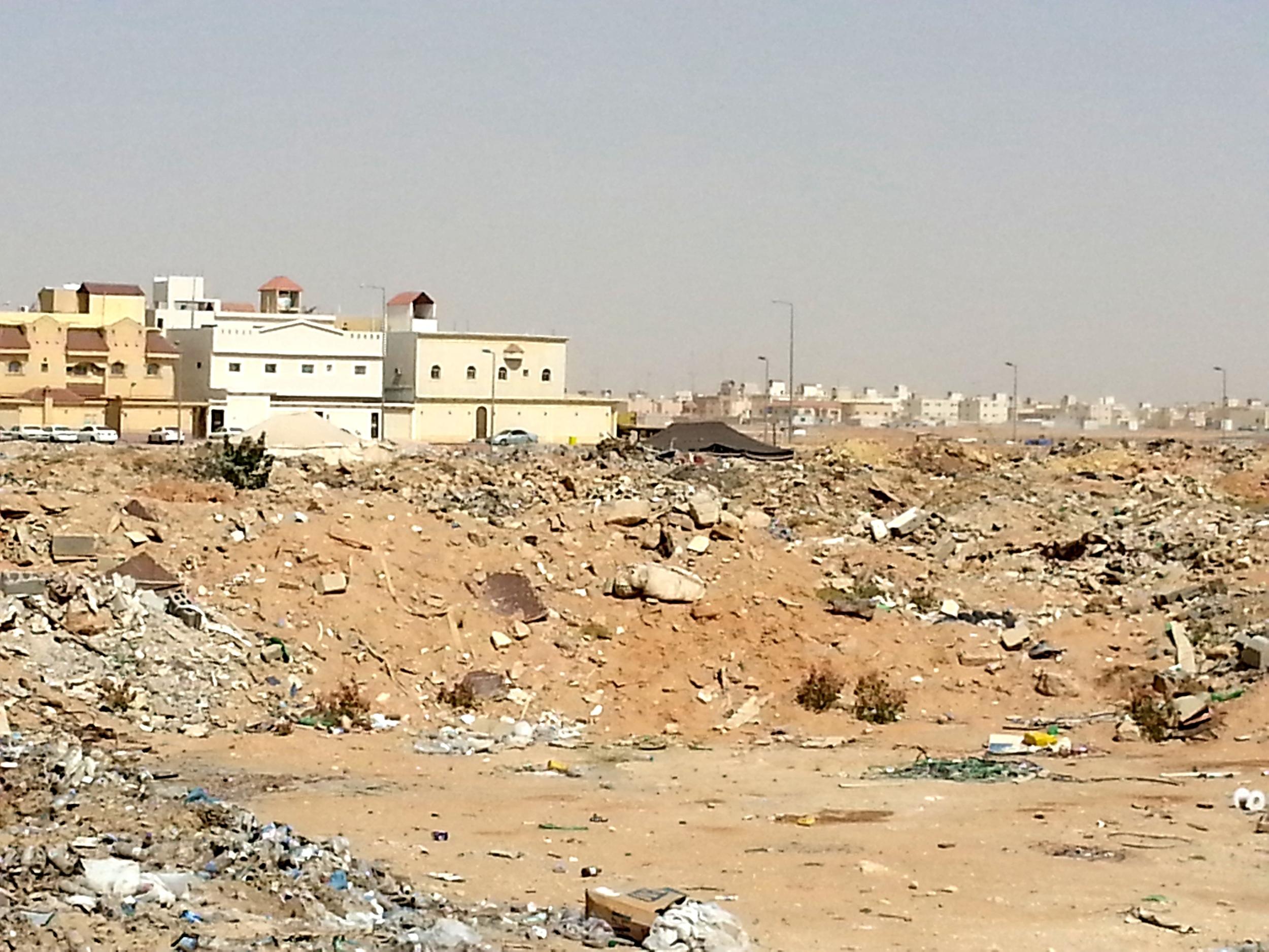 New housing area in Al Nazeem