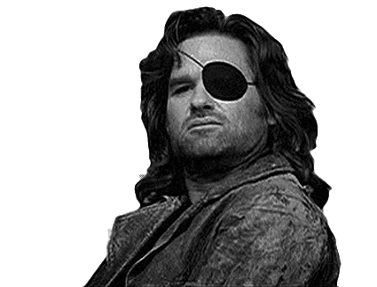 Snake Plissken: Call him Snake