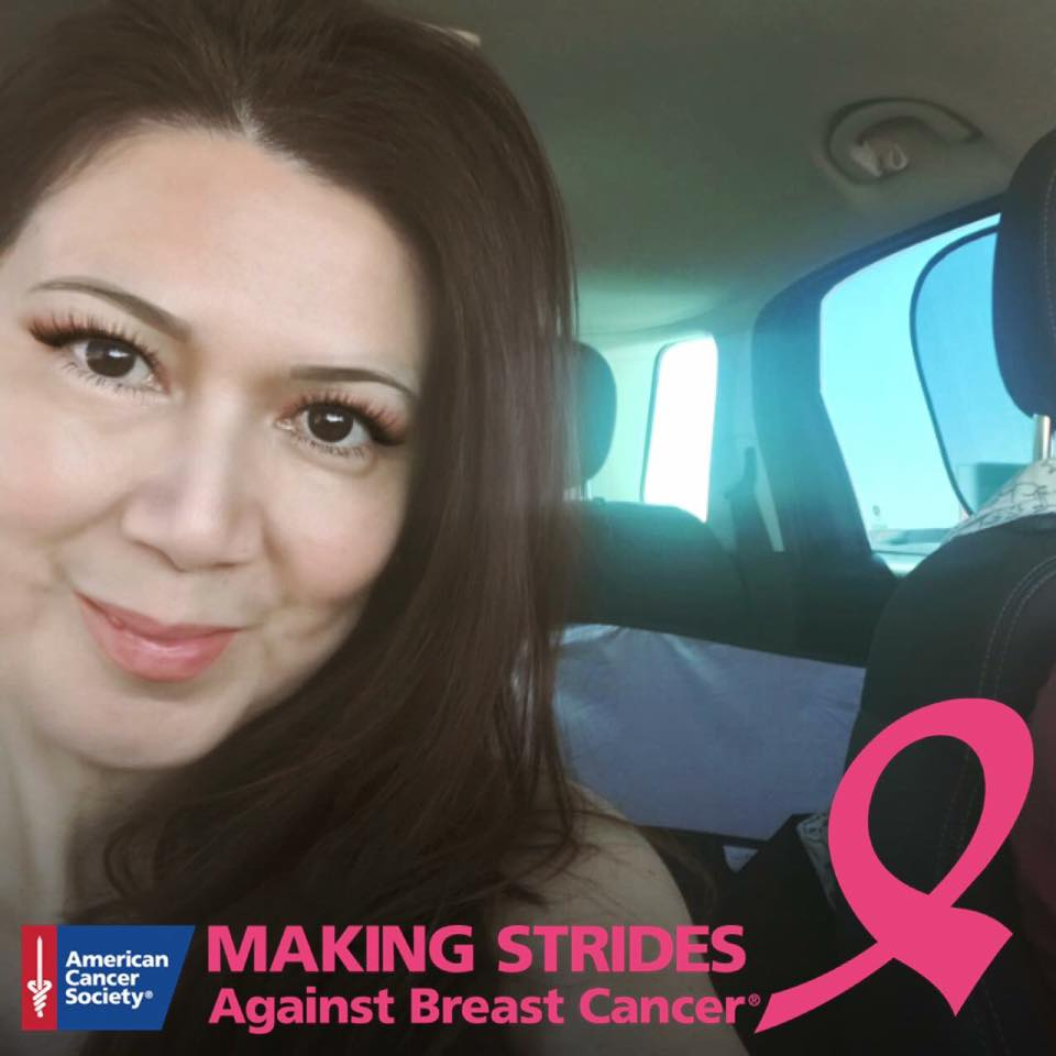 American cancer Society:  MAKING STRIDES against breast cancer 2018