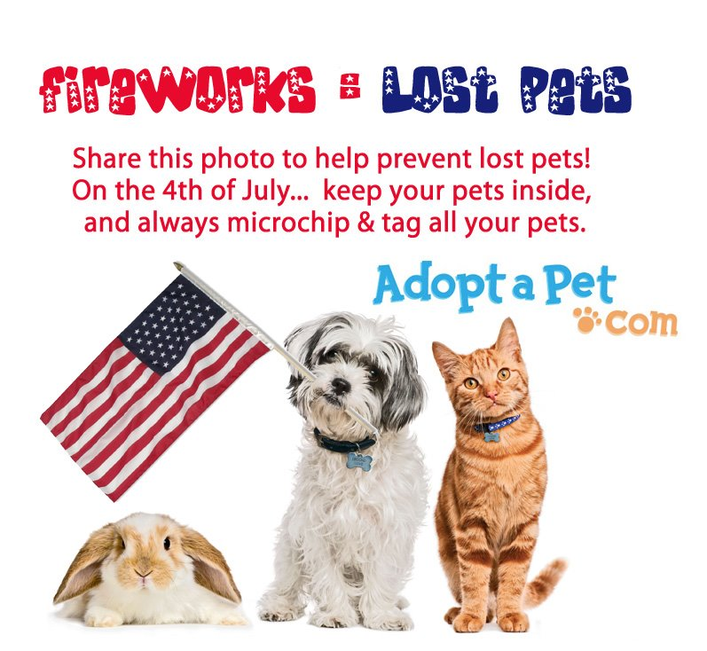 Source:   Adopt a Pet.com