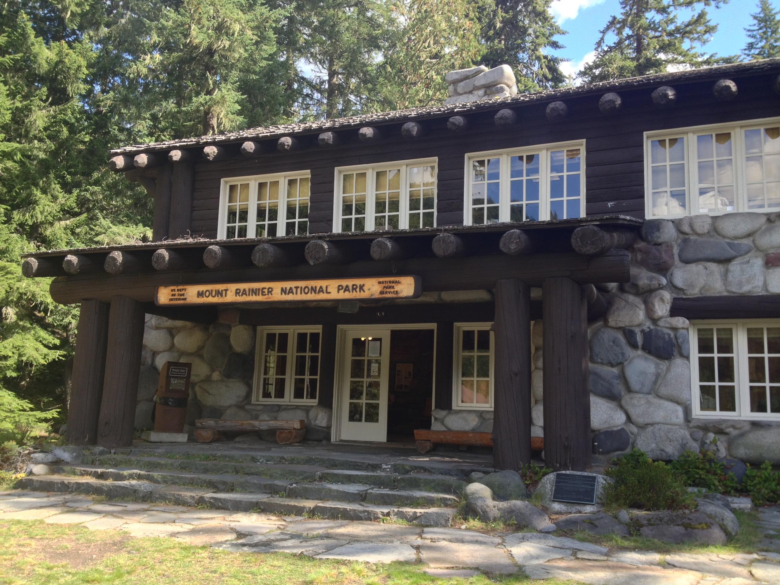 Longmire Ranger Station