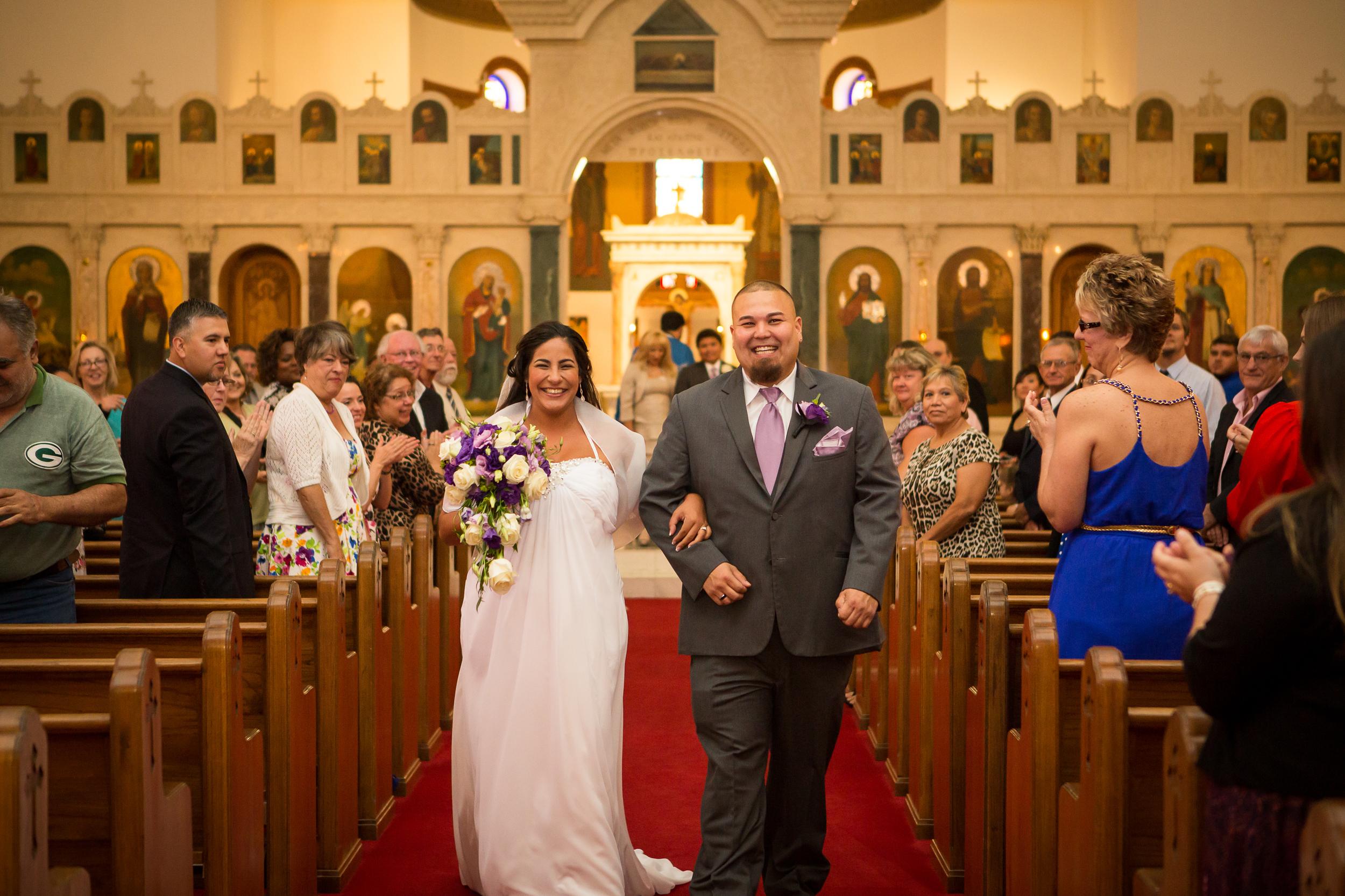 Houston Wedding Photography - Annunciation Greek Orthodox 2