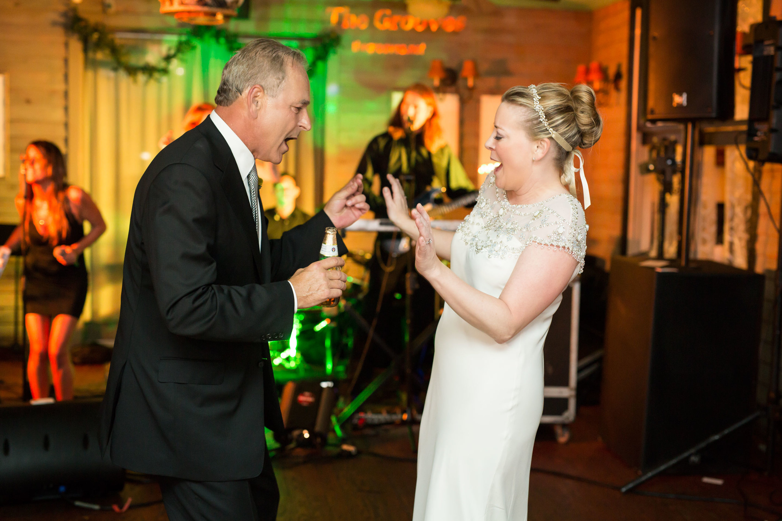 River Oaks Wedding