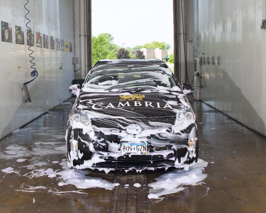 Cambria Promo Photography
